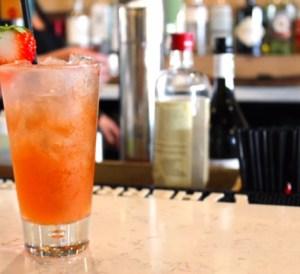 Jardin Cocktails - Strawberry Balsamic
