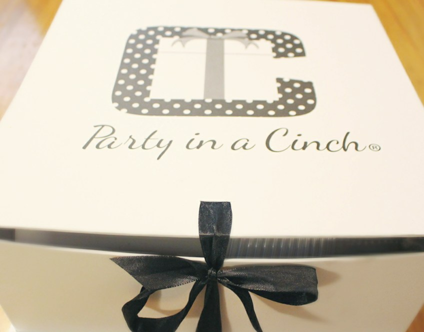 Party in a Cinch Box