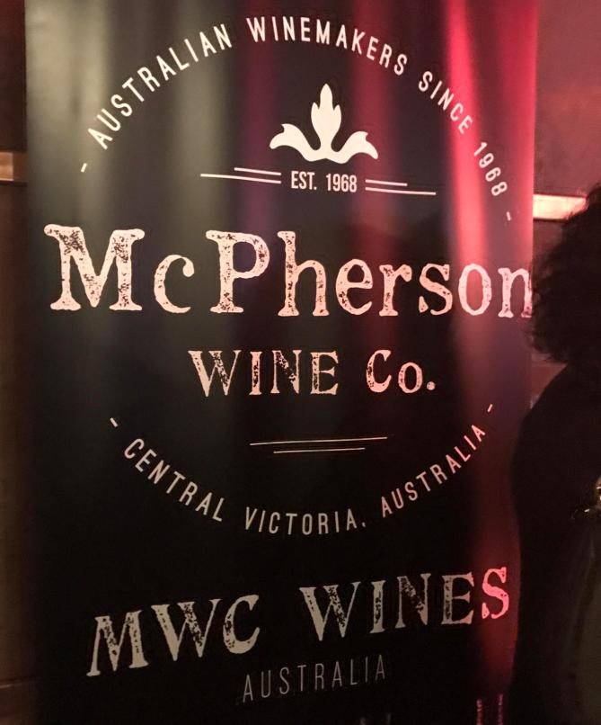 McPherson Wine Co Logo