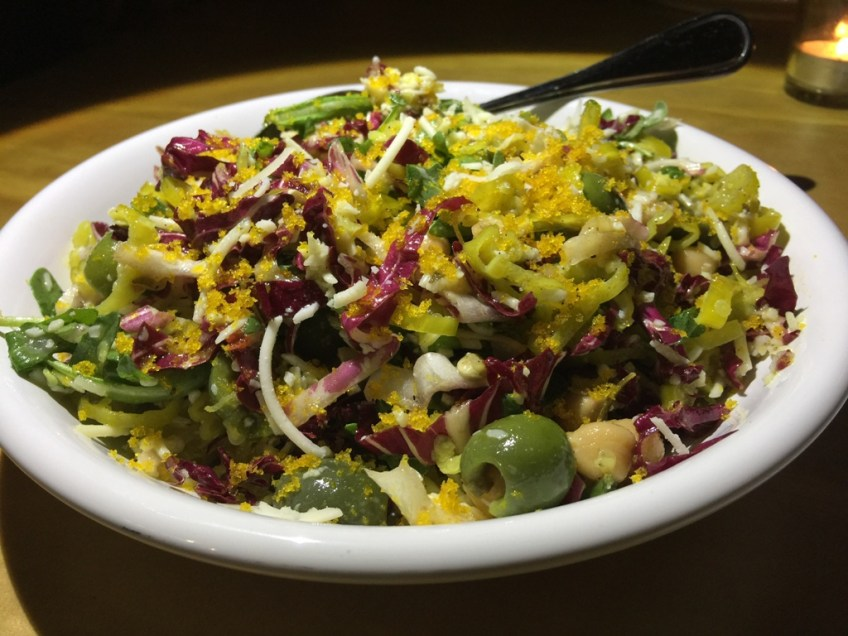 Bar Angeles Chopped Salad