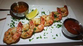 fogo de chao miami beach shrimp