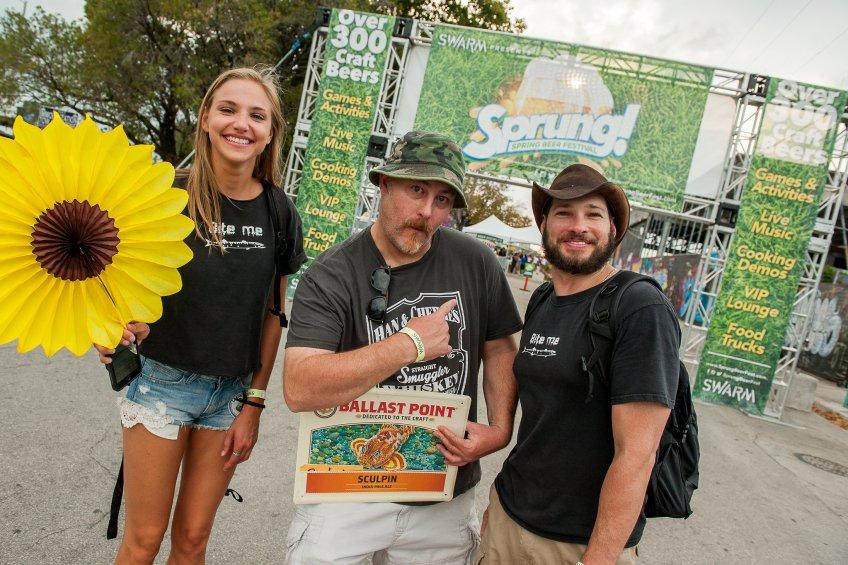 Sprung Spring Beer Festival
