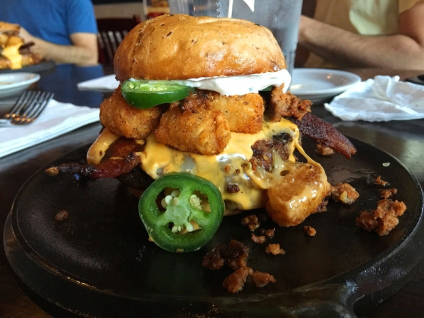 Slater's 50/50 Totcho Burger 1.2