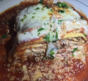 Jack's Miami Homemade Lasagna Miami