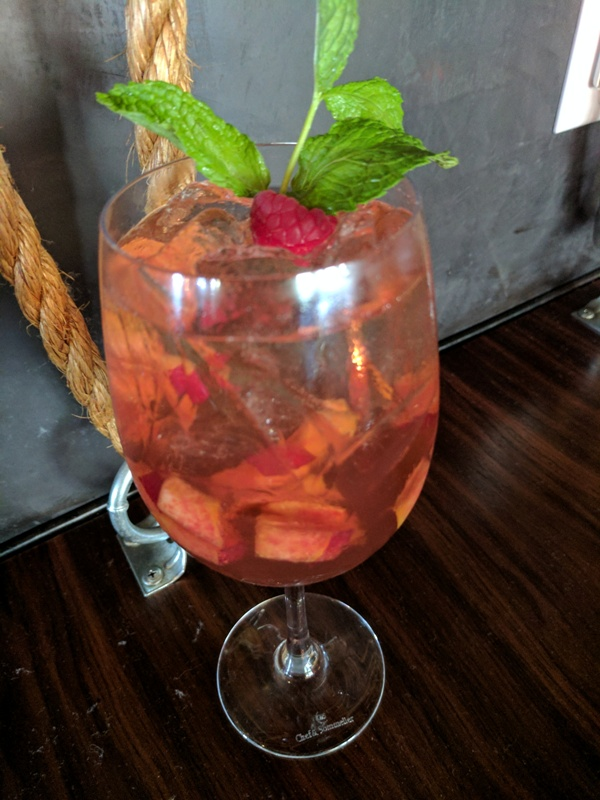 Jimmy's Famous American Tavern Classic Sangria
