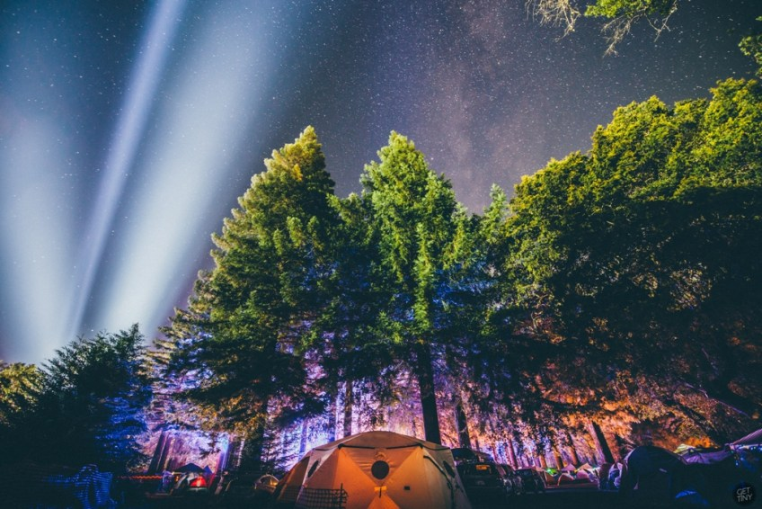 Northern Nights Festival Camping