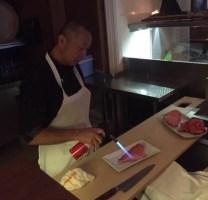 Chef Kiichi Okabe - Lure Fishbar
