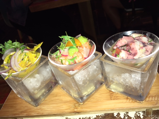 Tacology Ceviche