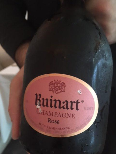 Villa Azur Rose Ruinart