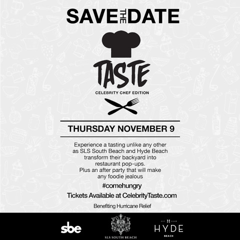 TASTE CELEBRITY CHEF HYDE BEACH