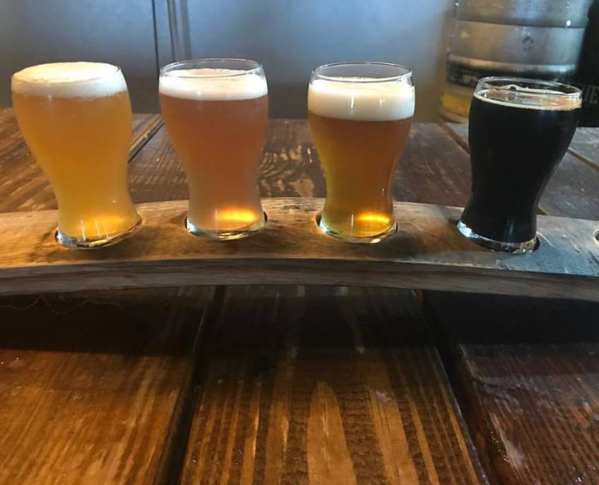 Prosperity Brewers Flight