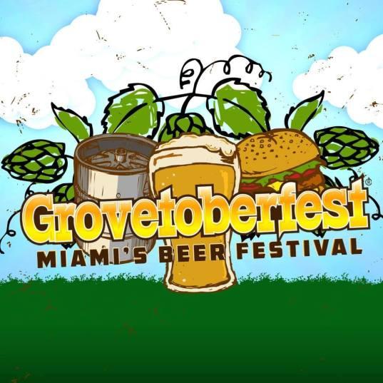 Grovetoberfest 2017 Logo