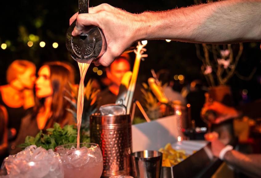 Luckyrice 2017 Cocktails
