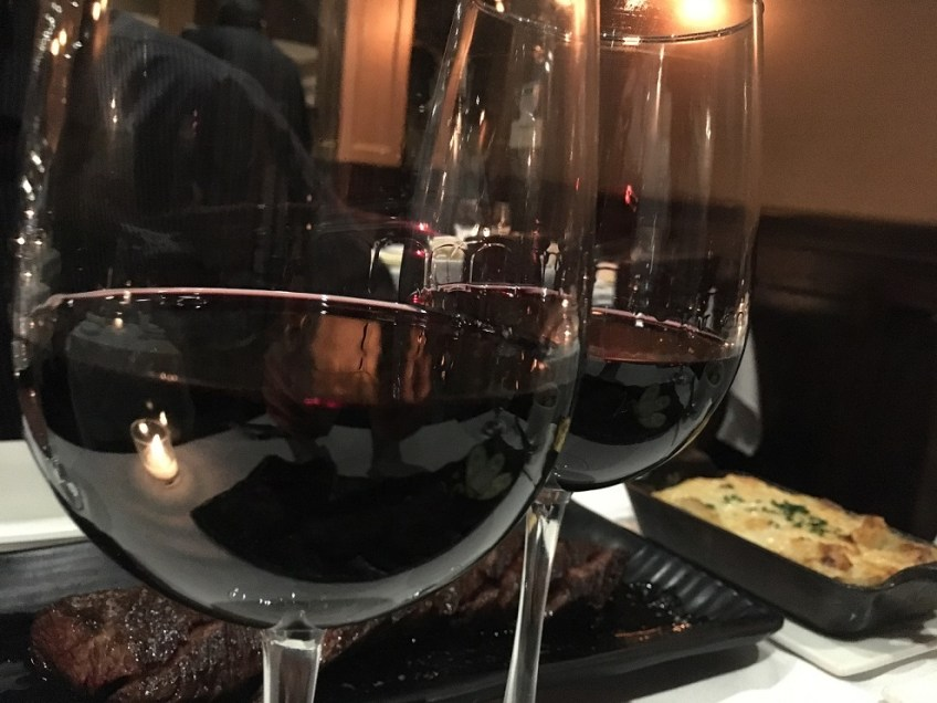 212 Steakhouse Wine