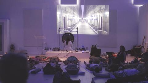 Modern OM Mindfulness Festival Sound Healing