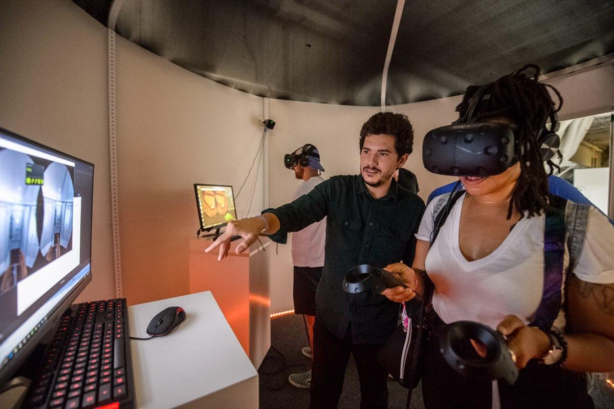 iii points music festival 2017 virtual reality