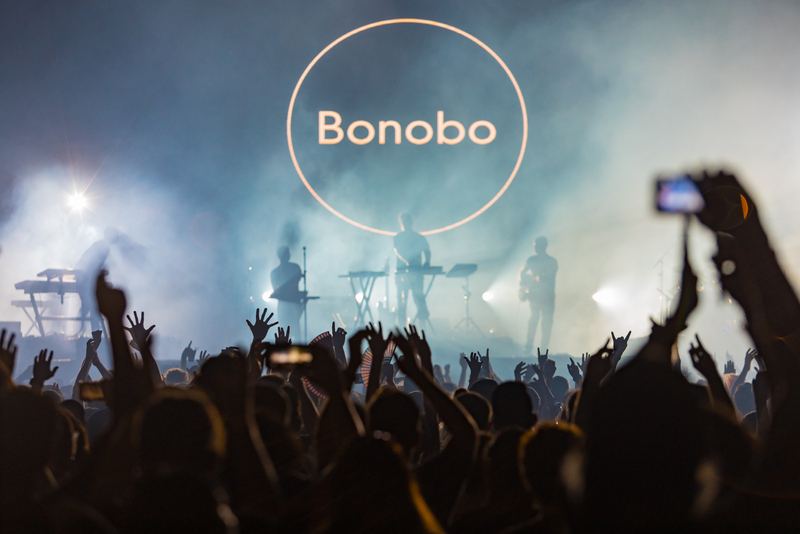 Bonobo III Points Music Festival 2017