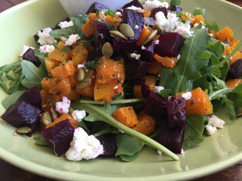 DOMA Kitchen Autumn Salad 2