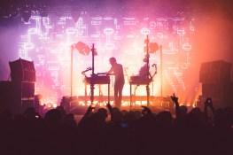 Richie Hawtin -Close iii points music festival 2017