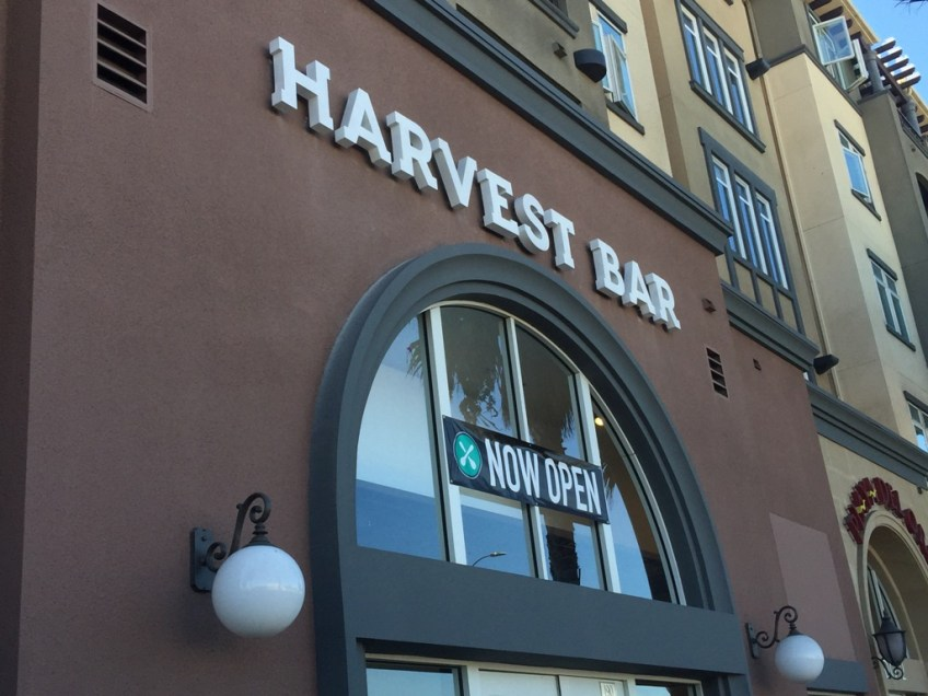 The Harvest Bar Playa Storefront