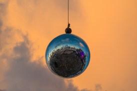 disco ball III Points Music Festival 2017