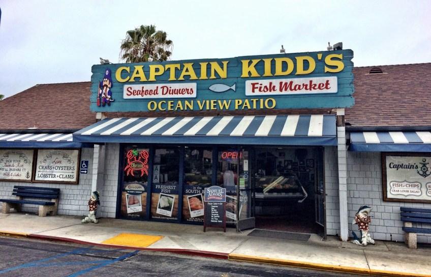 Captain Kidd's Storefront