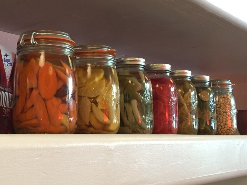 Palikao Pickled Veggies