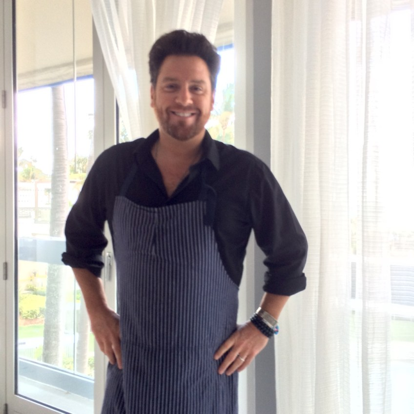 Scarpetta Chef Scott Conant