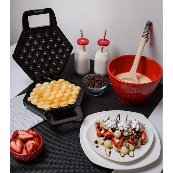Valentine's Day 2018 Cucina Bubble Waffle