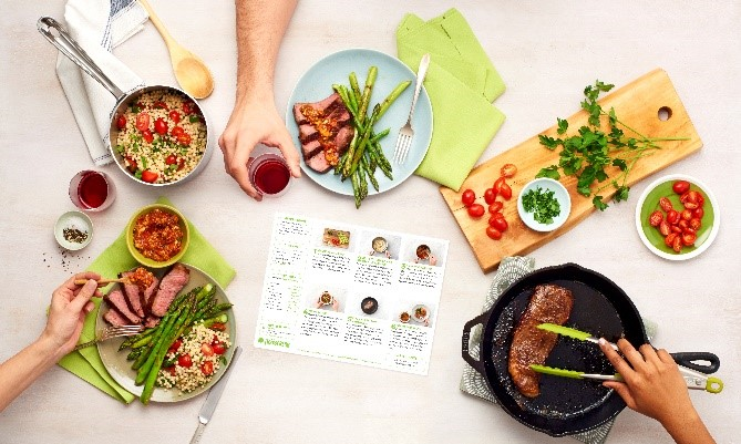 Valentine's Day 2018 HelloFresh