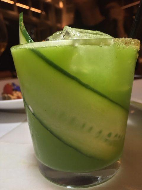 Verde Cocktail Plant Miami
