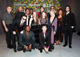MIAMI, FL - JANUARY 13: YoungArts Alumni Cast attend National YoungArts Foundation Backyard Ball Performance and Gala 2018 on January 13, 2018 in Miami, Florida. (Photo by Aaron Davidson/Getty Images for YoungArts )