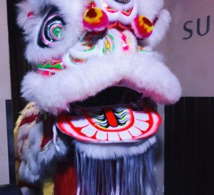 Lion Dance Sugar Miami