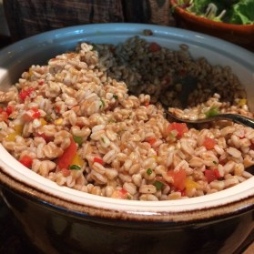 Quinto La Huella Farro Salad