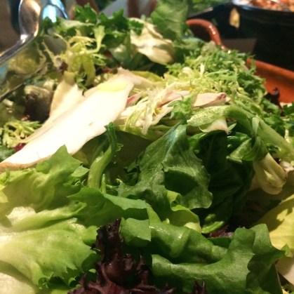 Quinto La Huella Green Salad