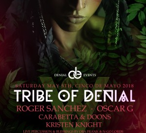 tribe of denial