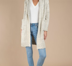 Sweater weather TOBI cardigan