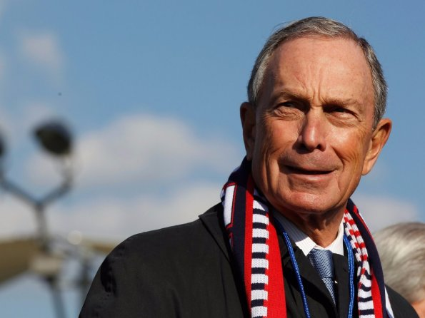 11. Michael Bloomberg