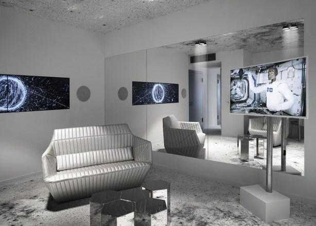 Space Suite Kameha Grand Zürich