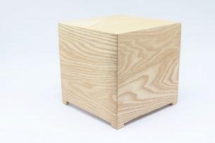 Leseni osebni računalnik Wood Kubb
