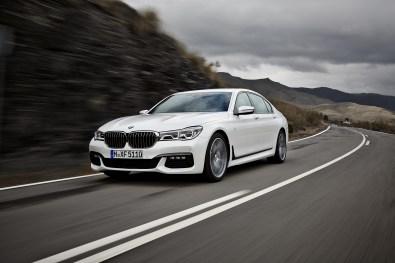 Novi BMW Serije 7 [2015]