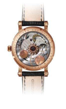 Luksuzna ura ali planetarij na zapestju?
