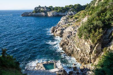 Villa Aretusa, Amalfi, Kampanja, Italija