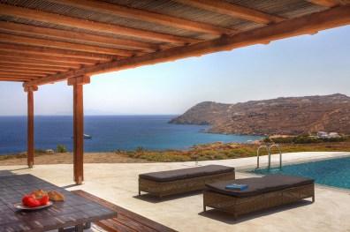 Villa Liam, Elia, Mikonos, Grčija