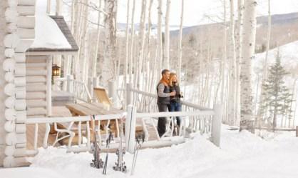 Trappers Cabin, Beaver Creek, Kolorado, ZDA