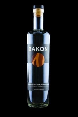 Vodka z okusom slanine