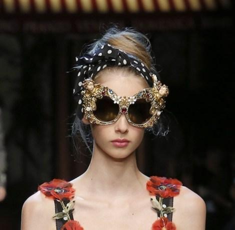 Luksuzna sončna očala