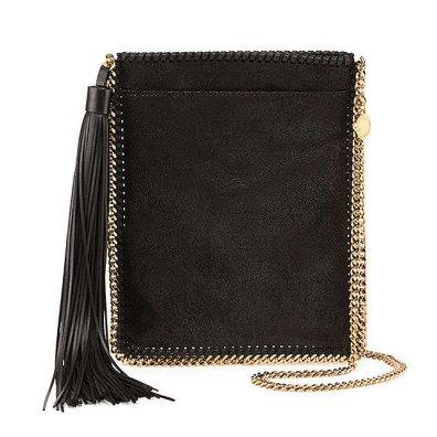 Stella McCartney Tassel Fringe Shoulder Bag