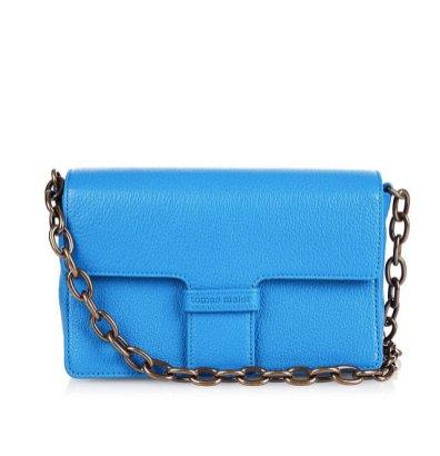 Thomas Maier Front-Flap Mini Chain Bag