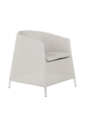 Control Brand Kos Arm Chair, Grey (myhabit.com, okoli 300 evrov)
